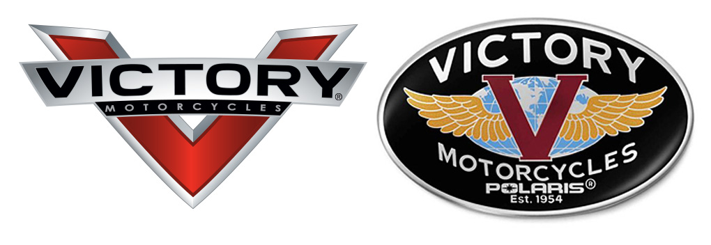 Victory motorcycle logo Meaning and History, symbol Victory.
