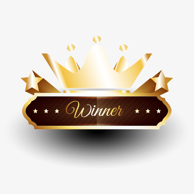 Vector Winner Victory Decoration Crown Png And Vector For.