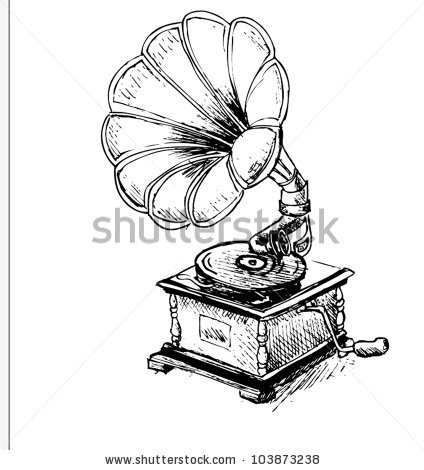 Victrola Stock Images, Royalty.
