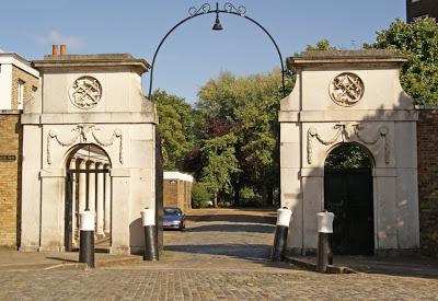 Caroline's Miscellany: Royal Victoria Victualling Yard (1).