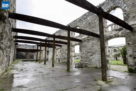 Forging ahead' with Dockyard restoration.