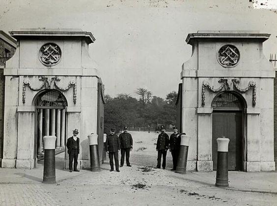 Royal Victoria Victualling Yard, Grove Street, Deptford.