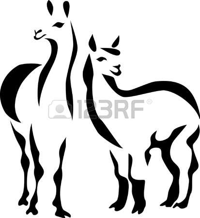 130 Vicuna Stock Vector Illustration And Royalty Free Vicuna Clipart.