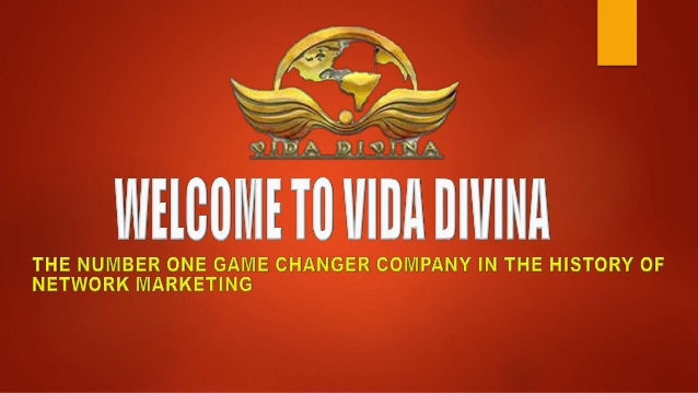 Welcome to vida divina.