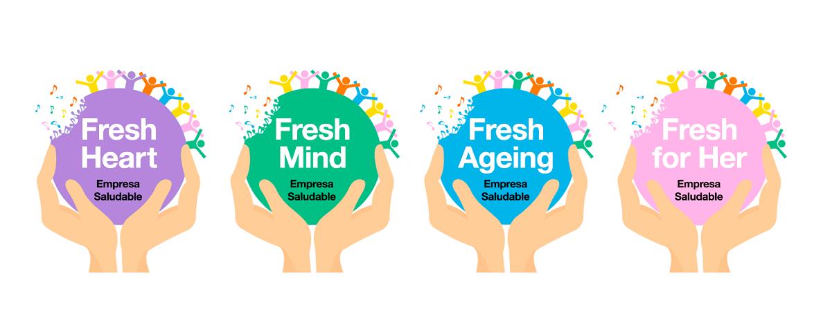 Fresh Program promueve hábitos de vida saludable entre los.