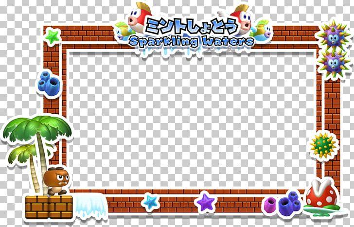 Video Games Frames Font Cartoon PNG, Clipart, Area, Border.