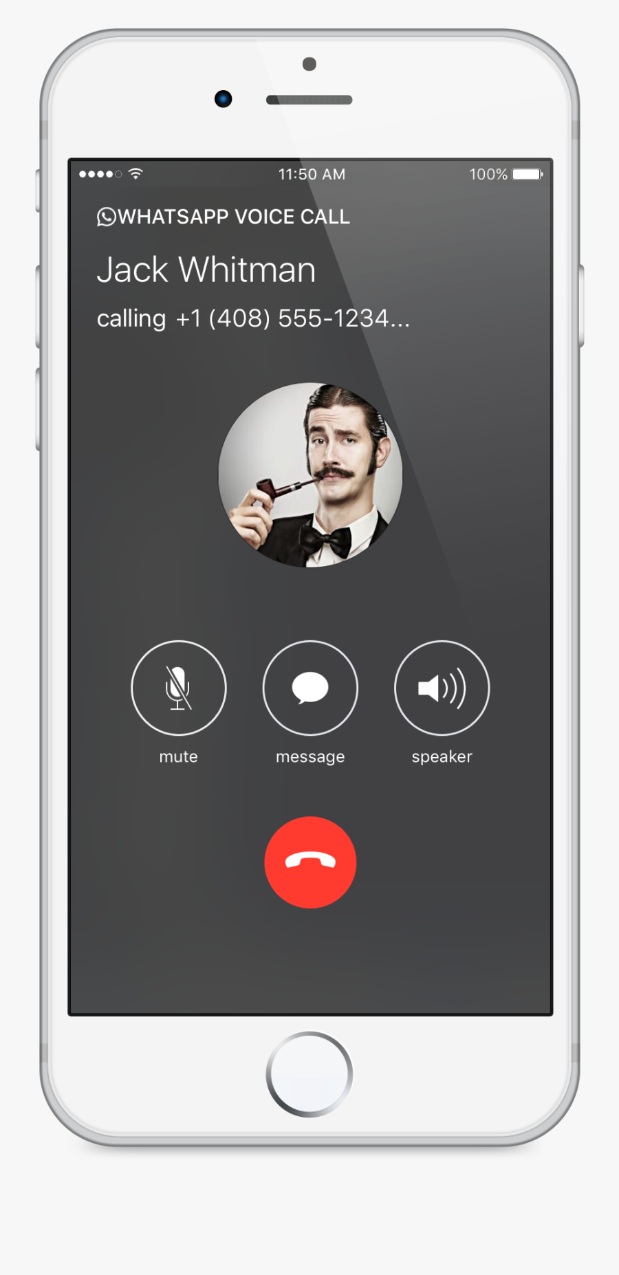 Iphone Call Png.