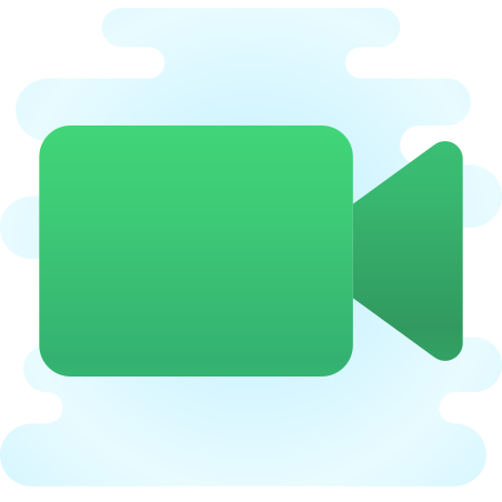 Video Call Icon.