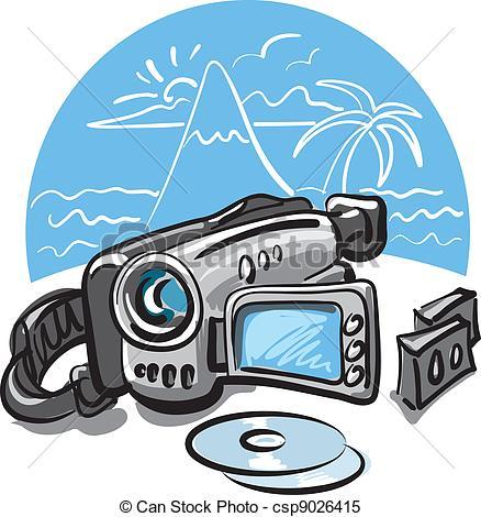 Video camera Clip Art Vector Graphics. 27,914 Video camera EPS.