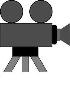 Video Camera Clipart.