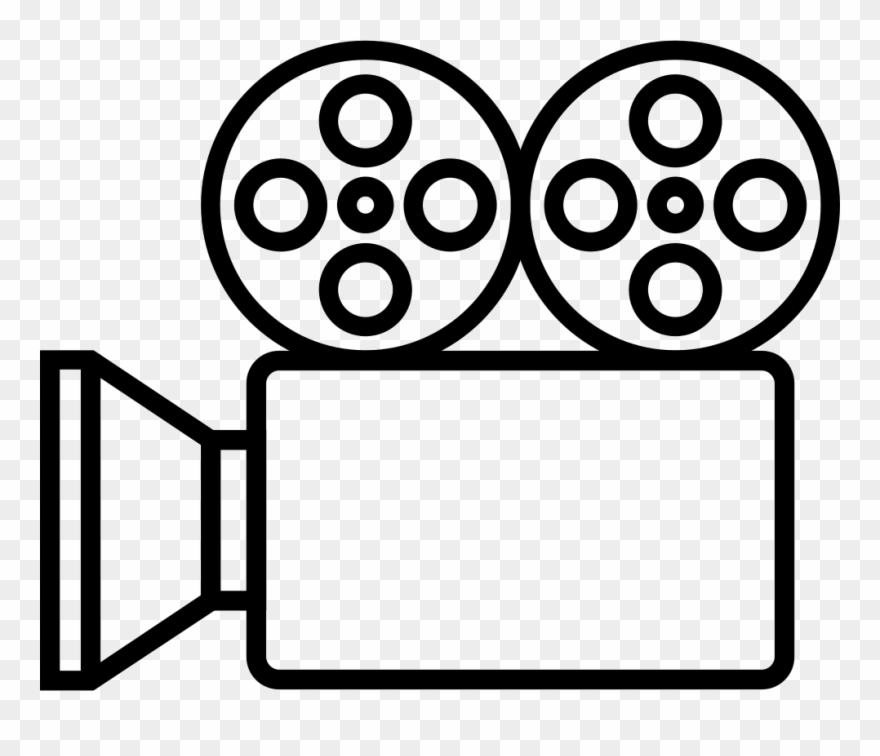Video Camera Clip Art Png.