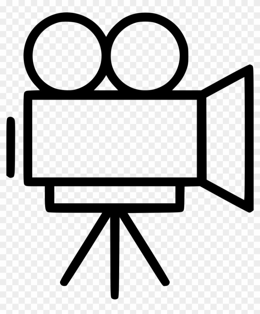 Clip Art Recoder Camcoder Camera Svg Png Icon Free.