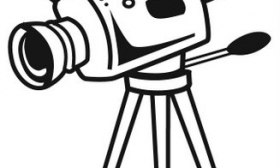 Video Camera Clipart.