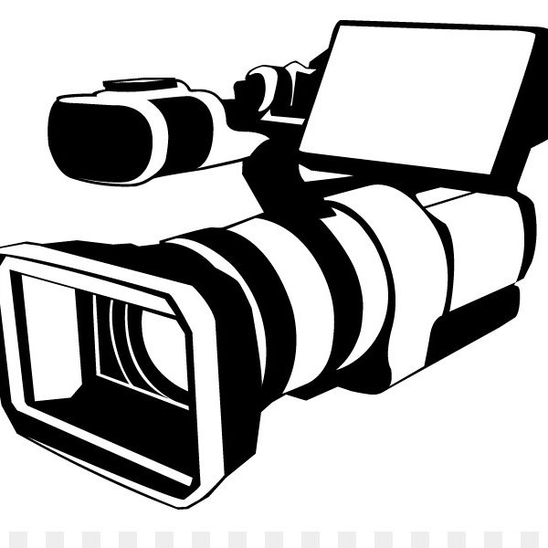 Download Free png Video Camera Logo Camera Operator Clip Art.