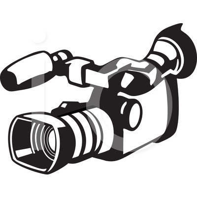 Video Camera Clipart Royalty Illustration Free.
