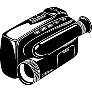 Video camera clipart cliparts of free download wmf.