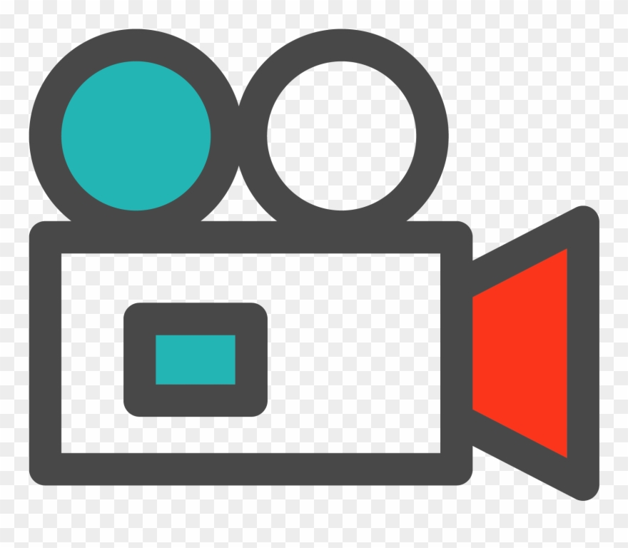 Video Cameras Computer Icons Film.