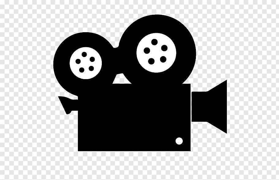 Video recorder illustration, graphic film Video Cameras.