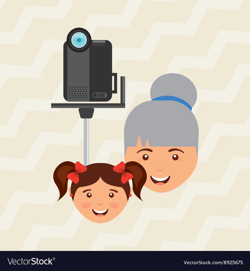 Family video camera design.
