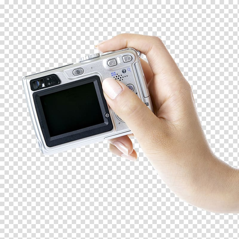 Digital camera Video camera, Free hand.
