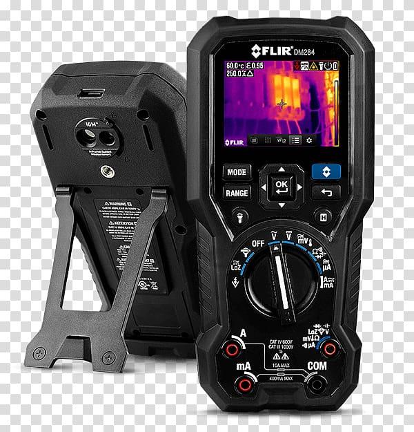 FLIR Systems Digital Multimeter Thermographic camera.