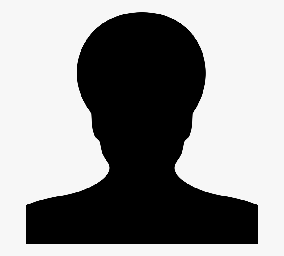 Video Silhouette Face Black And White Person Free Commercial.
