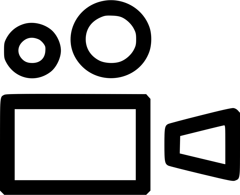 Video Camera Svg Png Icon Free Download (#517579.