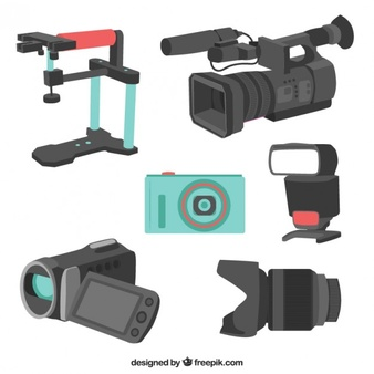 Video Camera Vectors, Photos and PSD files.