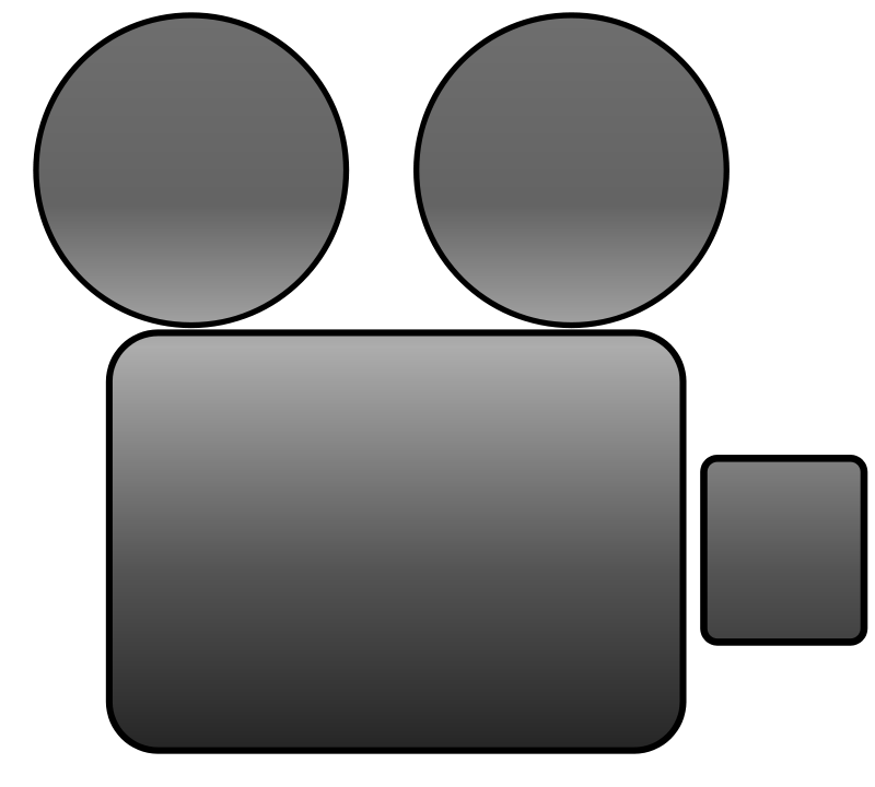 Video camera logo clipart clipartfest.