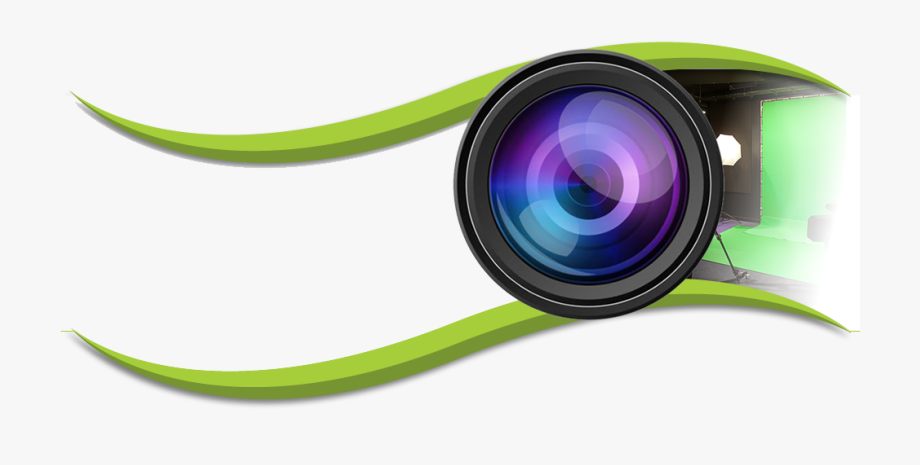 Video Camera Lens Png File.