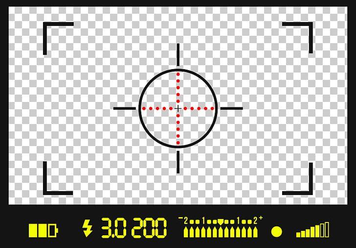 Camera Viewfinder Focusing Screen Film Frame PNG, Clipart.