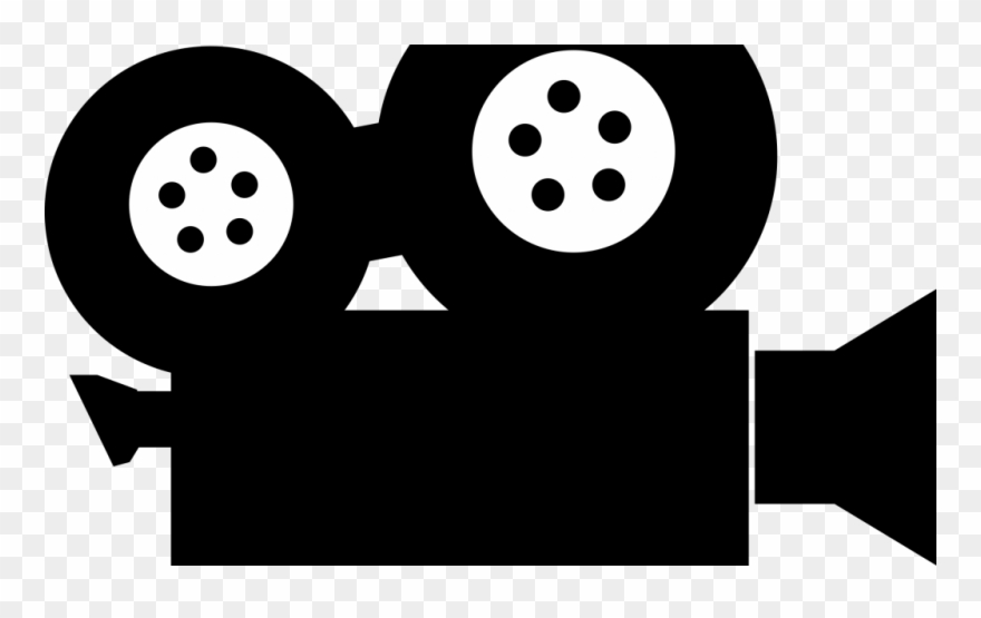 Old Movie Camera Vector Clipart (#4228012).
