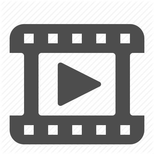 Download Video Icon PNG Image.
