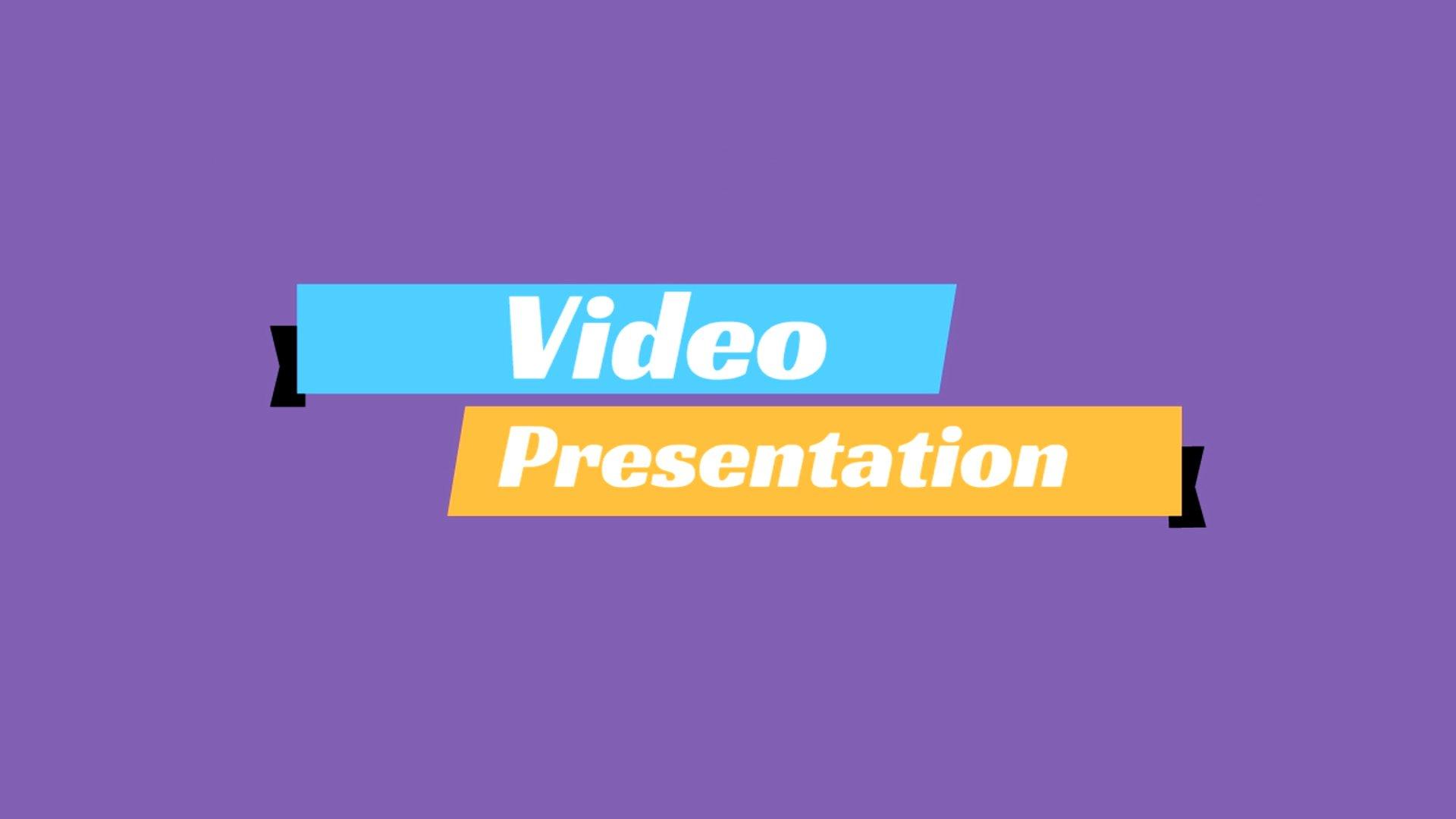 Make a Stunning Video Presentation Online.