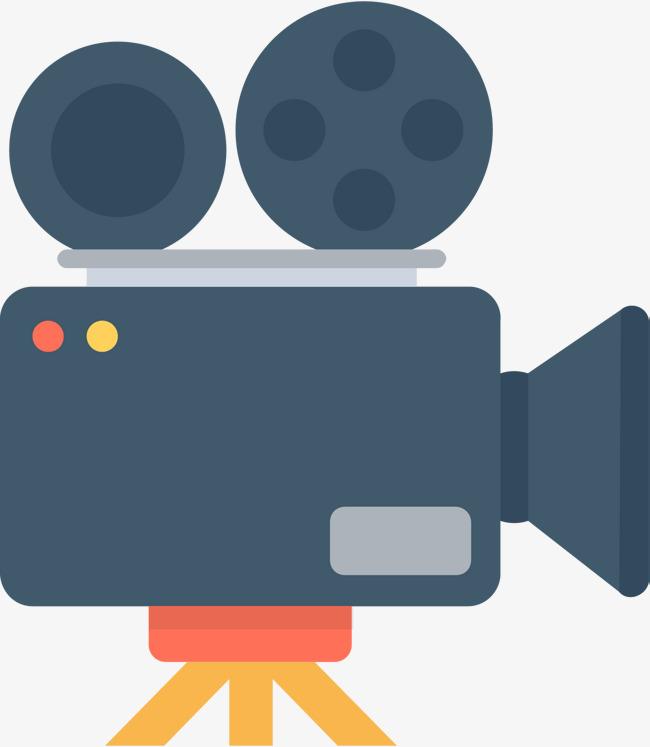 Live Hd Video Camera, Video Clipart, Cam #42427.