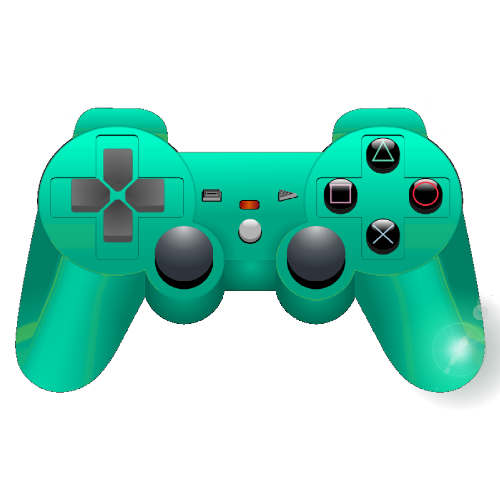 Wii Controller Clipart.