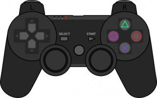 Video game controller clip art free.