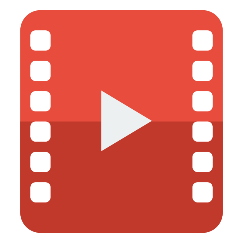 Download Free png Video Icon PNG File.