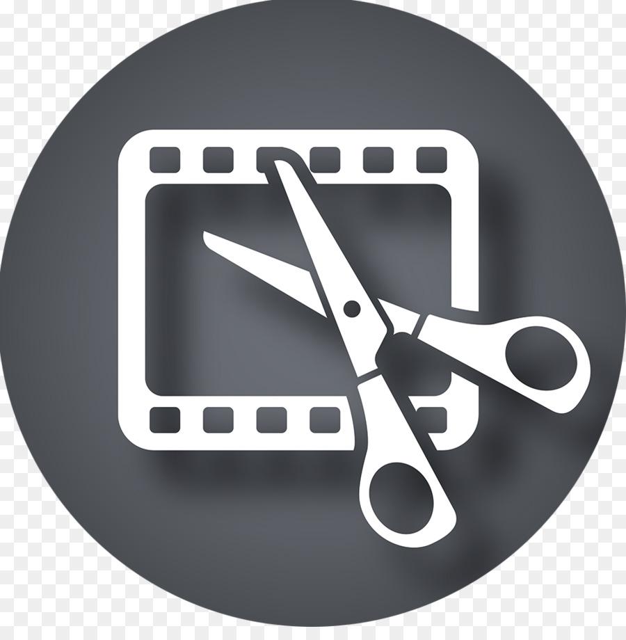 Video Editing Symbol png download.