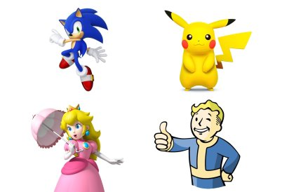 Most Influential Video Game Characters.