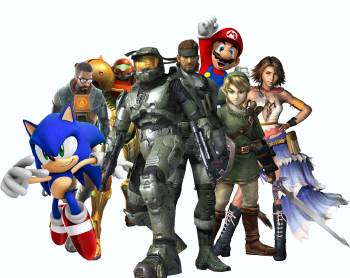 Video Game Character Png (94+ Images In #352171.
