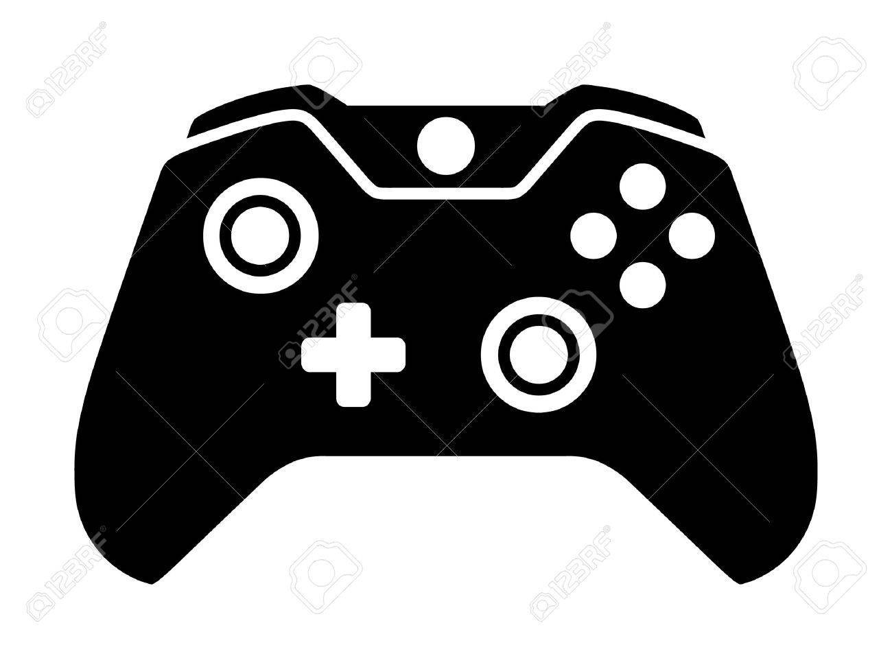 Video game controller clipart black and white 2 » Clipart Portal.