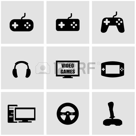 24,561 Video Game Stock Vector Illustration And Royalty Free Video.