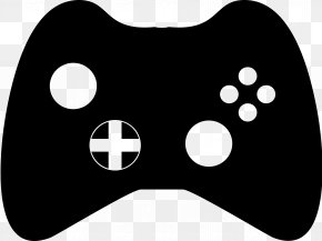 Joystick PlayStation Game Controller Clip Art, PNG.