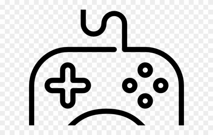 Controller Clipart Electronic Game.