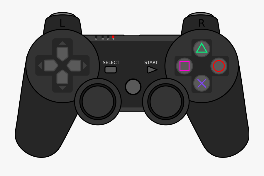 Free Video Game Controller Cl.