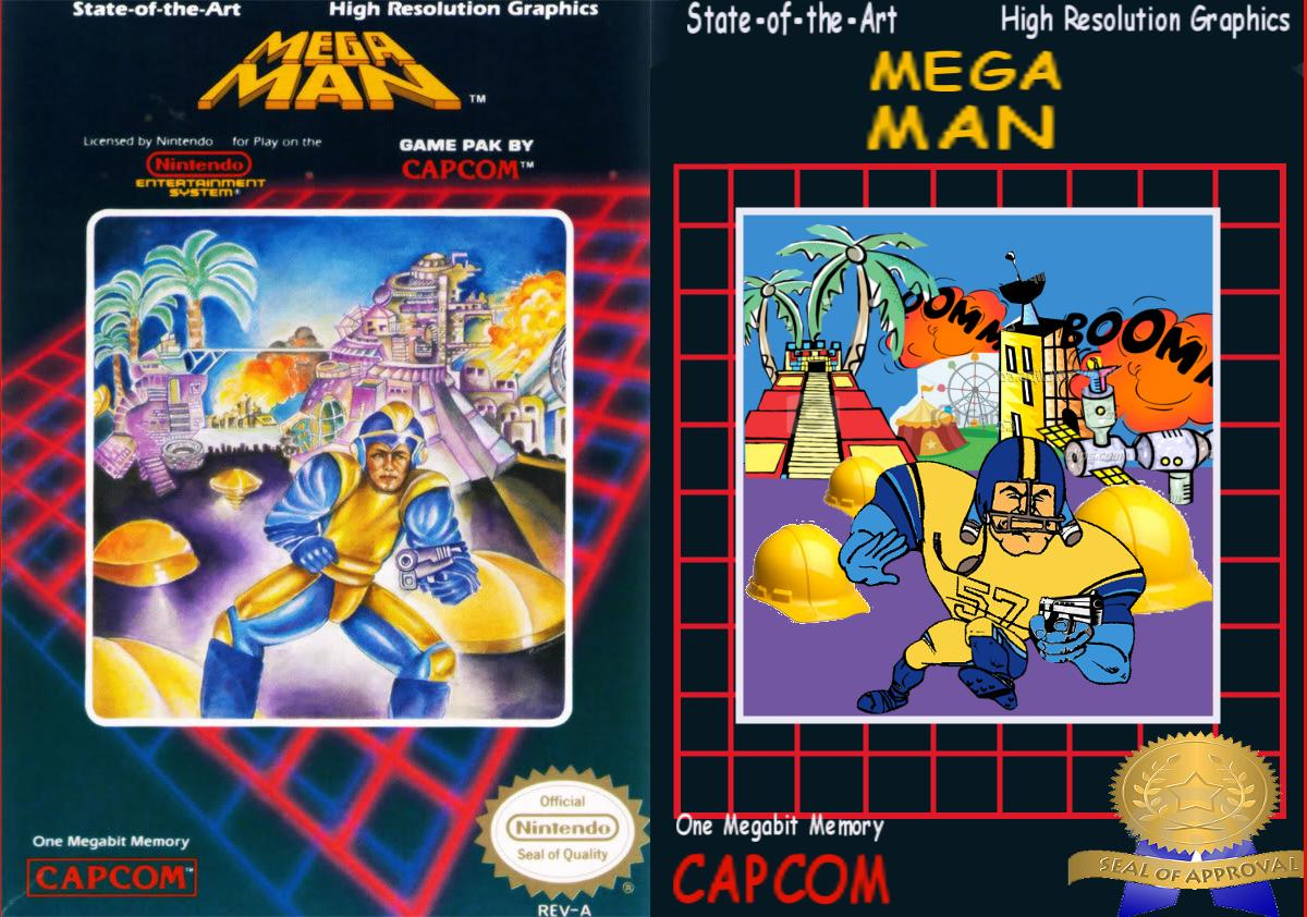 Clipart Video Game Box Art.