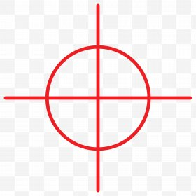 Video game crosshair png clipart Transparent pictures on F.