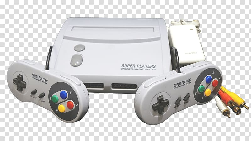 Super Nintendo Entertainment System Video Game Consoles.