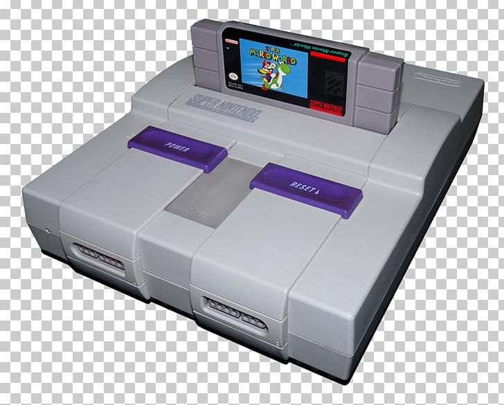 Super Nintendo Entertainment System Video Game SNES.